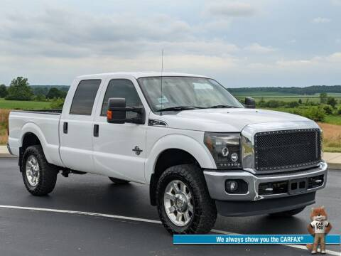 2012 Ford F-250 Super Duty for sale at Bob Walters Linton Motors in Linton IN