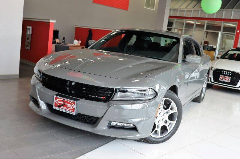 2017 Dodge Charger for sale at Quality Auto Center of Springfield in Springfield NJ