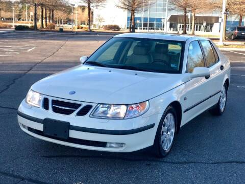 2003 Saab 9-5 for sale at Supreme Auto Sales in Chesapeake VA