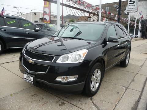 2012 Chevrolet Traverse for sale at Car Center in Chicago IL