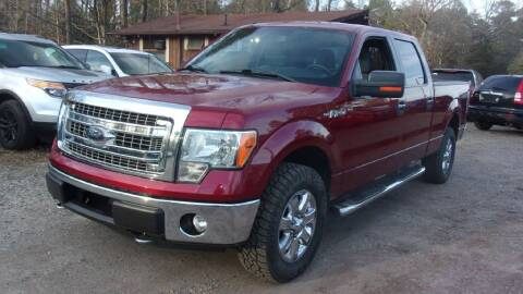 2013 Ford F-150 for sale at Select Cars Of Thornburg in Fredericksburg VA