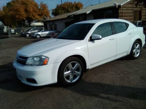 2012 Dodge Avenger for sale at Larry's Auto Sales Inc. in Fresno CA