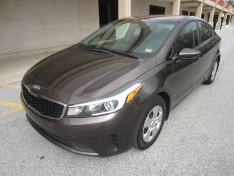 2017 Kia Forte for sale at PRIME AUTOS OF HAGERSTOWN in Hagerstown MD