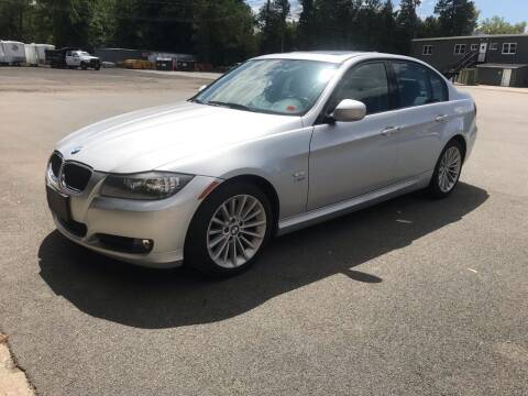 2011 BMW 3 Series for sale at BEACH AUTO GROUP INC in Fishkill NY