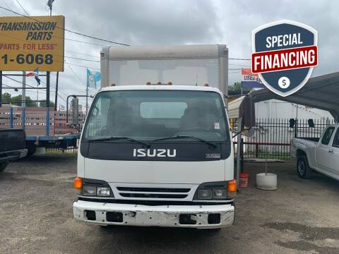 2001 Isuzu NPR for sale at Ricky Auto Sales in Houston TX