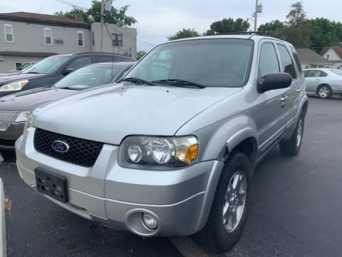 2007 Ford Escape for sale at JC Auto Sales Inc in Belleville IL