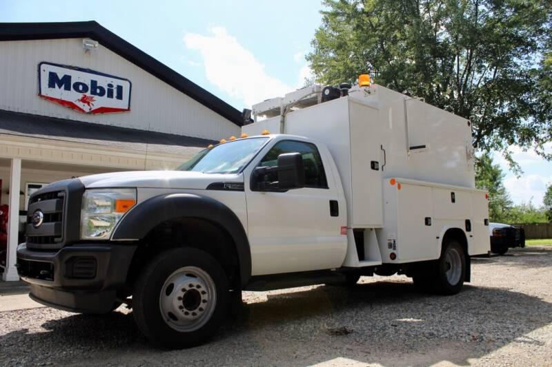 2011 Ford F-550 Super Duty for sale at Show Me Used Cars in Flint MI