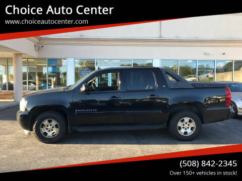 2008 Chevrolet Avalanche for sale at Choice Auto Center in Shrewsbury MA