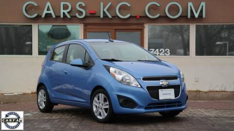2014 Chevrolet Spark for sale at Cars-KC LLC in Overland Park KS