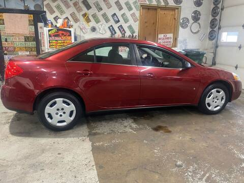 2008 Pontiac G6 for sale at Drivers Auto Sales in Boonville NC