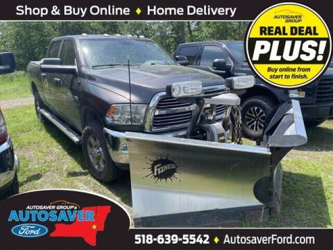 2017 RAM Ram Pickup 2500 for sale at Autosaver Ford in Comstock NY