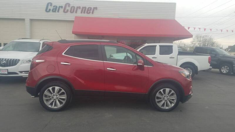 2017 Buick Encore for sale at Car Corner in Mexico MO