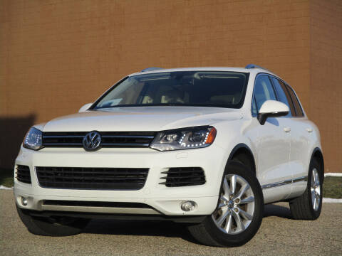 2013 Volkswagen Touareg for sale at Autohaus in Royal Oak MI