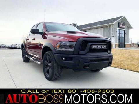 2019 RAM Ram Pickup 1500 Classic for sale at Auto Boss in Woodscross UT