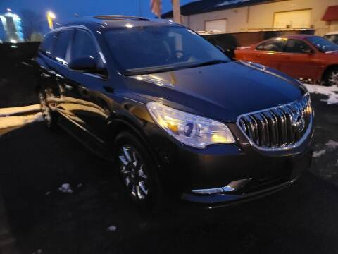 2014 Buick Enclave for sale at Claborn Motors, INC in Cambridge City IN