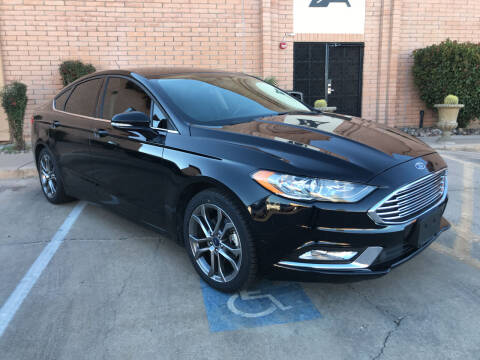 2017 Ford Fusion for sale at Freedom  Automotive in Sierra Vista AZ