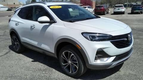 2021 Buick Encore GX for sale at Unzen Motors in Milbank SD