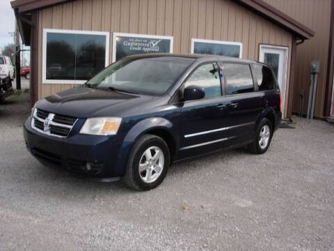 2008 Dodge Grand Caravan for sale at Greg Vallett Auto Sales in Steeleville IL