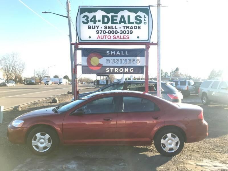 2006 Dodge Stratus for sale at 34 Deals LLC in Loveland CO