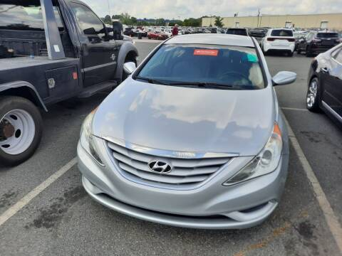 2013 Hyundai Sonata for sale at IDEAL IMPORTS WEST in Rock Hill SC