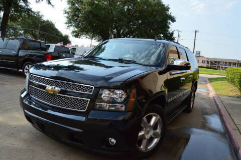 2011 Chevrolet Suburban for sale at E-Auto Groups in Dallas TX
