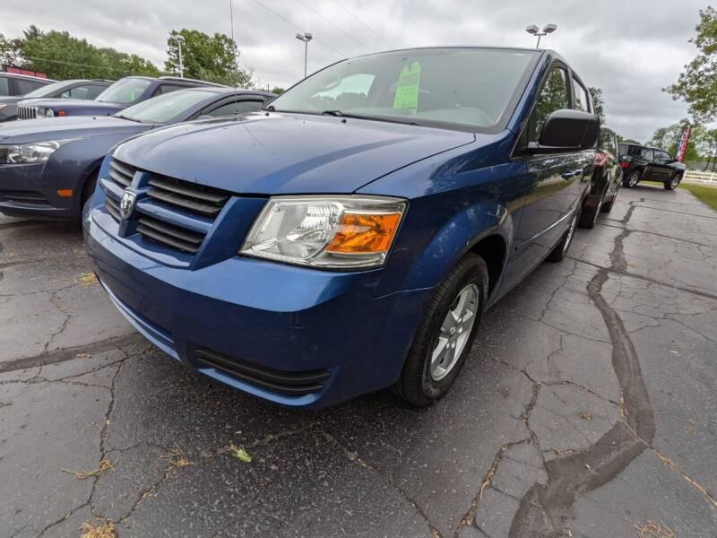 2010 Dodge Grand Caravan for sale at West Point Auto Sales in Mattawan MI