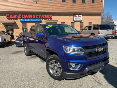 2017 Chevrolet Colorado for sale at CAR CONNECTIONS in Somerset MA