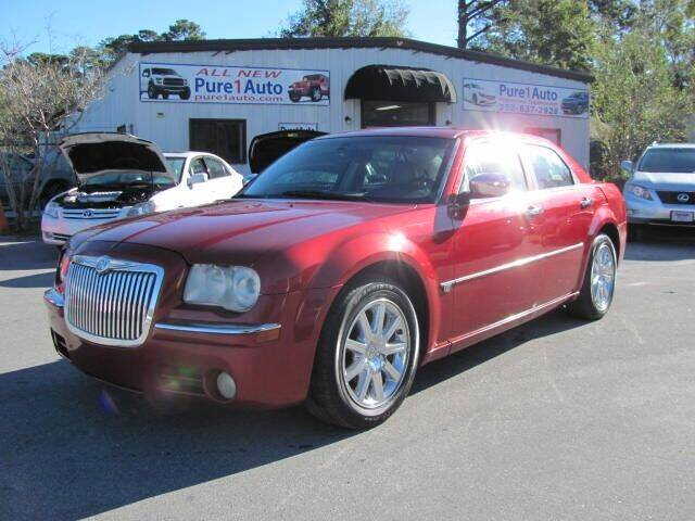 2007 Chrysler 300 for sale at Pure 1 Auto in New Bern NC
