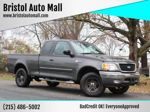2003 Ford F-150 for sale at Bristol Auto Mall in Levittown PA