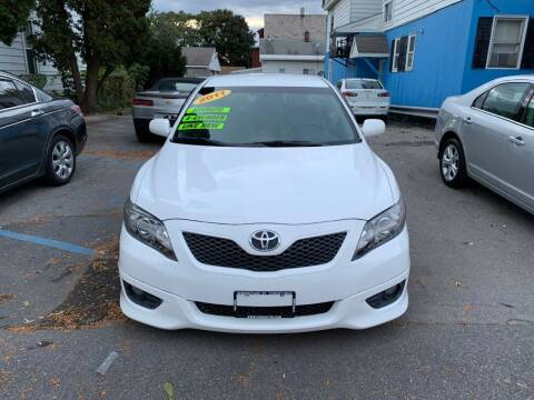 2011 Toyota Camry for sale at DARS AUTO LLC in Schenectady NY