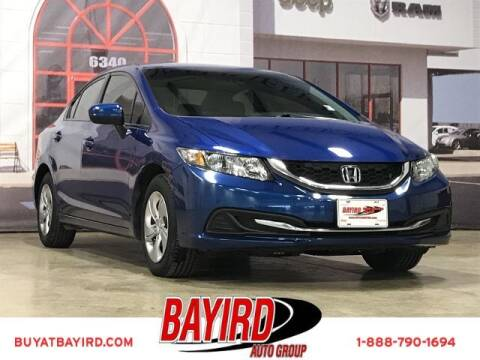 2014 Honda Civic for sale at Bayird Truck Center in Paragould AR