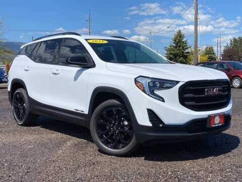 2021 GMC Terrain for sale at The Other Guys Auto Sales in Island City OR