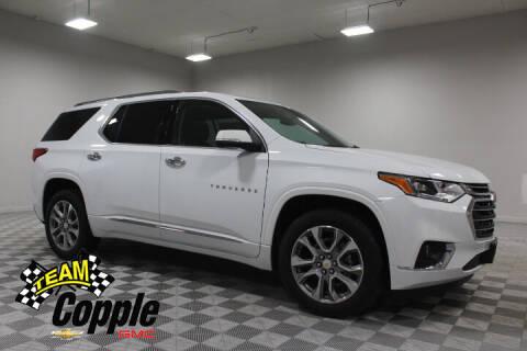 2021 Chevrolet Traverse for sale at Copple Chevrolet GMC Inc in Louisville NE