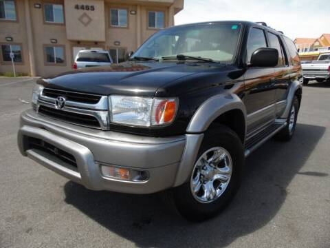 2002 Toyota 4Runner for sale at Best Auto Buy in Las Vegas NV