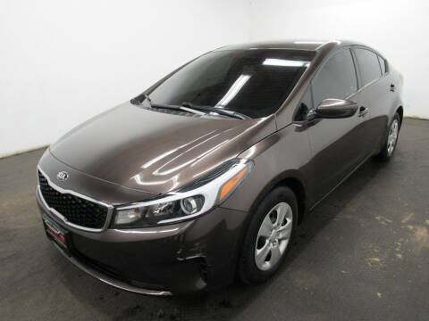 2018 Kia Forte for sale at Automotive Connection in Fairfield OH