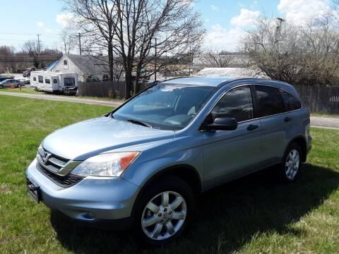 2011 Honda CR-V for sale at CAR FINDERS OF MARYLAND LLC in Eldersburg MD
