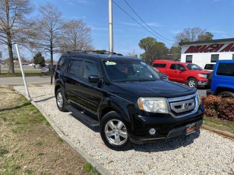 2011 Honda Pilot for sale at Beach Auto Brokers in Norfolk VA