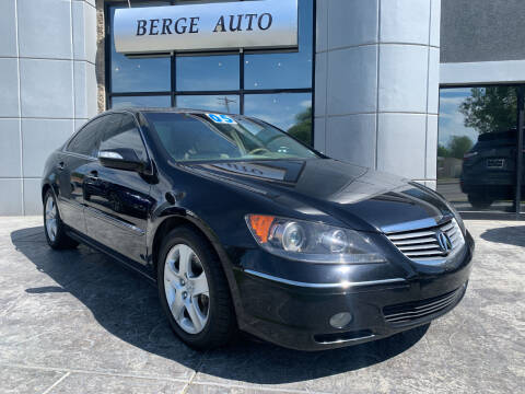 2005 Acura RL for sale at Berge Auto in Orem UT