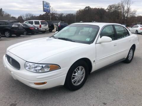 2004 Buick LeSabre for sale at Auto Target in O'Fallon MO