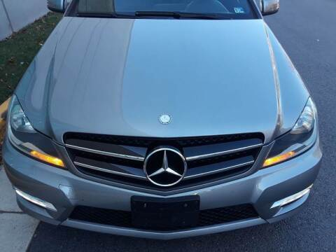 2013 Mercedes-Benz C-Class for sale at M & M Auto Brokers in Chantilly VA