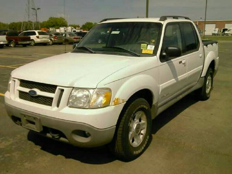 2001 Ford Explorer Sport Trac for sale in Madison, WI