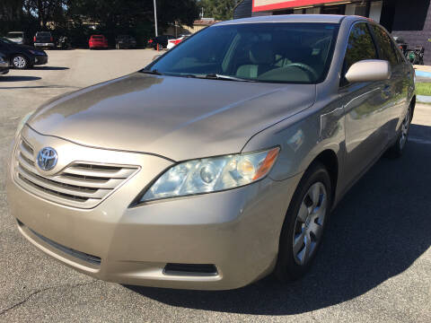 2007 Toyota Camry for sale at Capital City Imports in Tallahassee FL