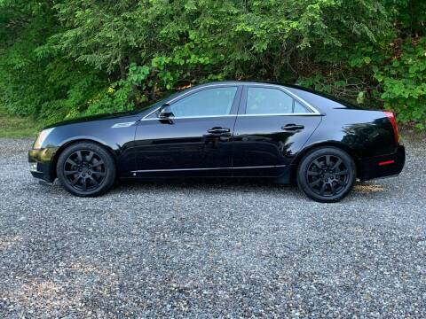 2008 Cadillac CTS for sale at Top Notch Auto & Truck Sales in Gilmanton NH