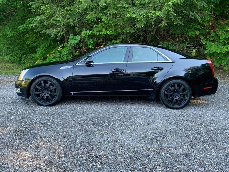 2008 Cadillac CTS for sale in Gilmanton, NH
