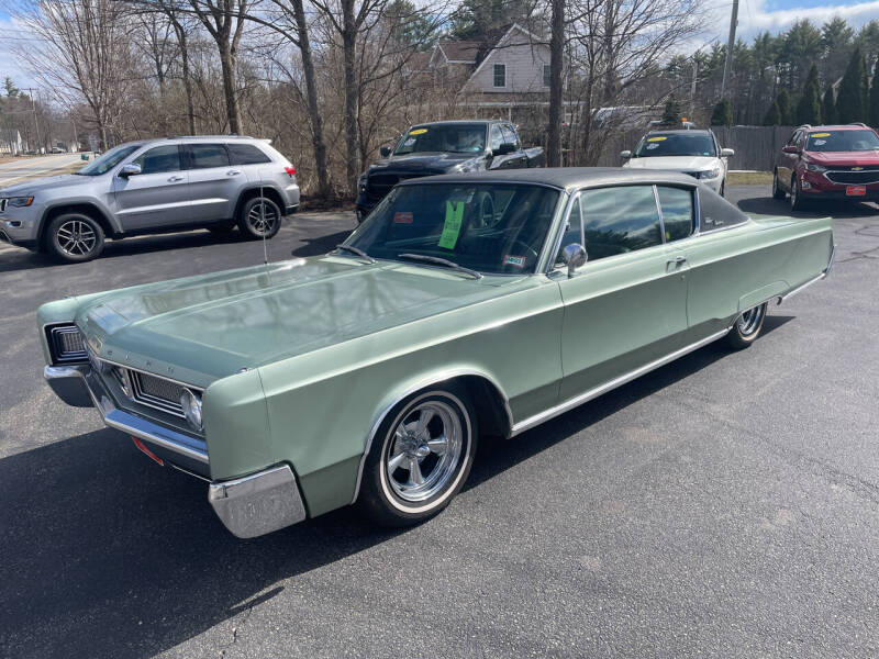 1967 Chrysler Newport for sale at Glen's Auto Sales in Fremont NH