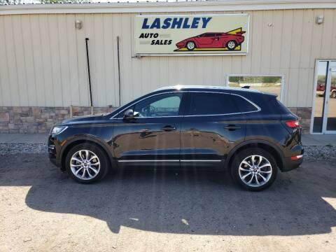 2015 Lincoln MKC for sale at Lashley Auto Sales in Mitchell NE
