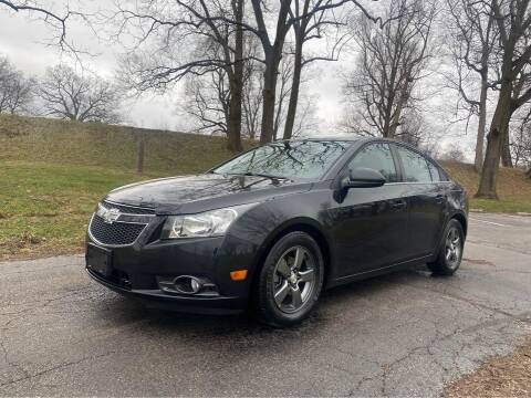2014 Chevrolet Cruze for sale at Moundbuilders Motor Group in Heath OH