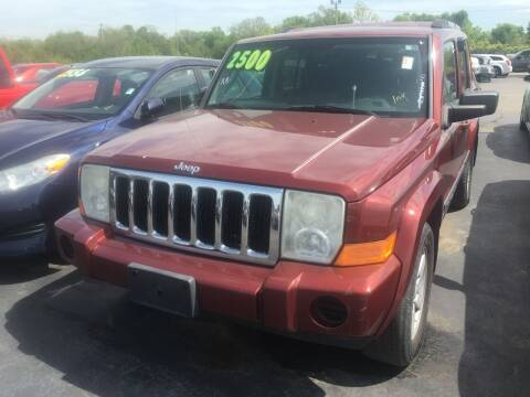 2007 Jeep Commander for sale at American Motors Inc. - Cahokia in Cahokia IL