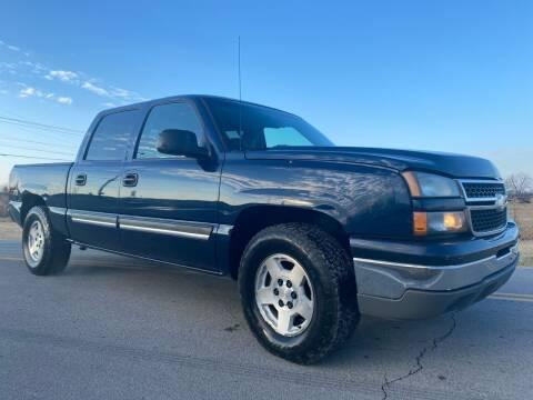 2006 Chevrolet Silverado 1500 for sale at ILUVCHEAPCARS.COM in Tulsa OK