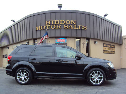 2012 Dodge Journey for sale at Hibdon Motor Sales in Clinton Township MI